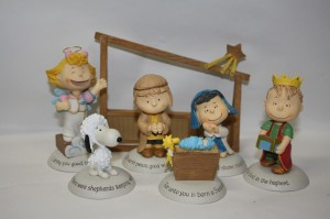 peanuts nativity